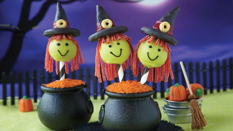 Хэллоуин-сладкие ведьмы