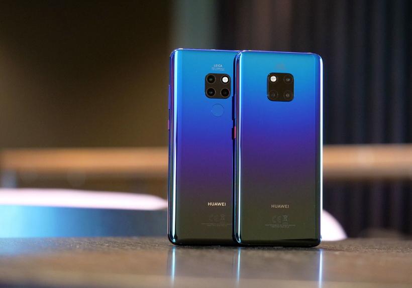 Huawei Mate 20-новинки