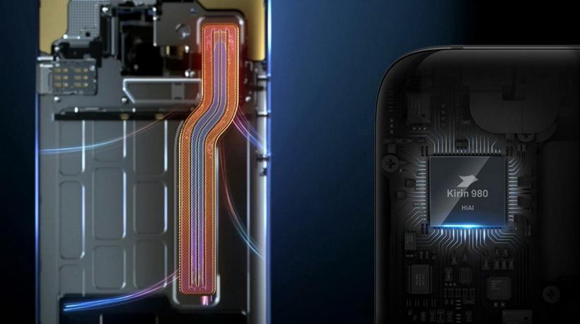 Huawei Mate 20X-Kirin 980