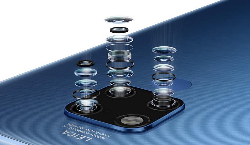 Huawei Mate 20X-камера