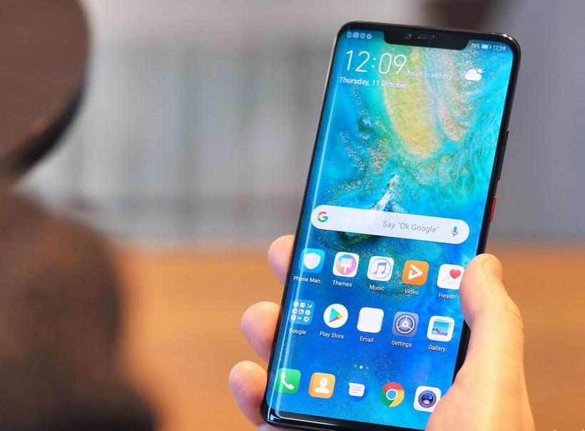 Huawei-новинки экран