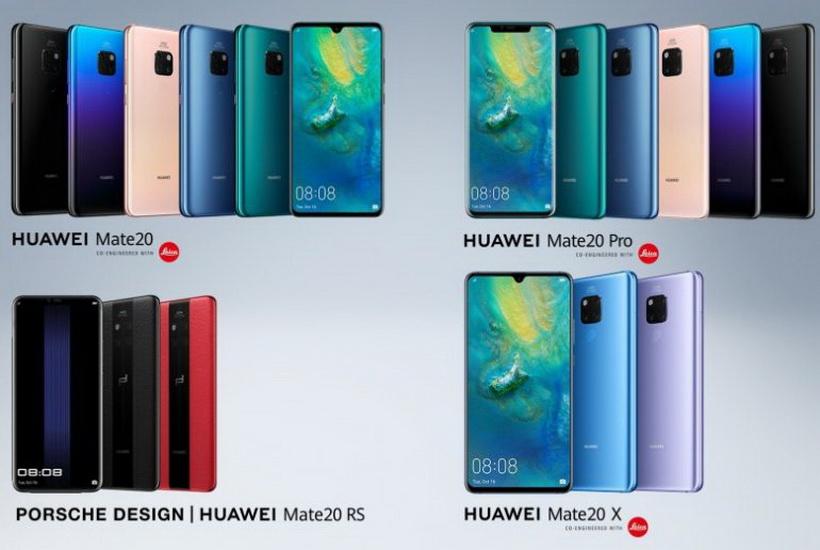 Huawei-новинки
