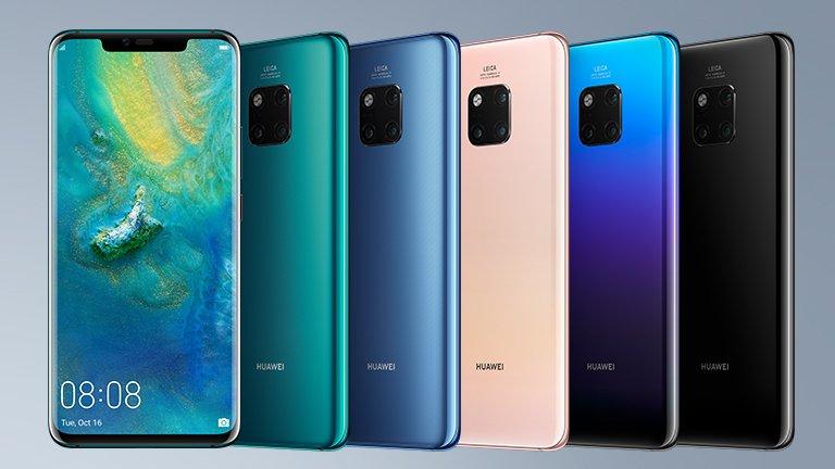 Huawei-новые смартфоны производителя