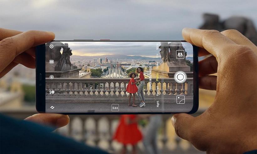 Huawei-новые возможности камер флагманов