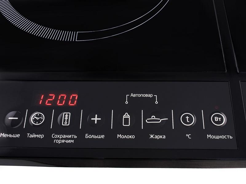 Индукционные плиты-режимы