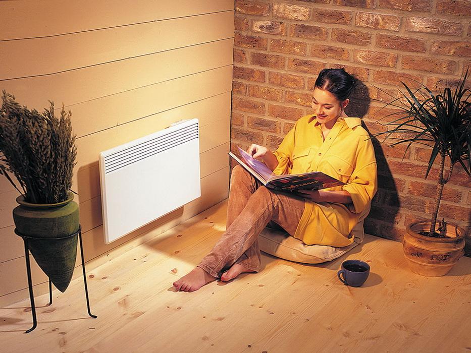Конвектор-практичный и удобный в использовании обогревательный прибор