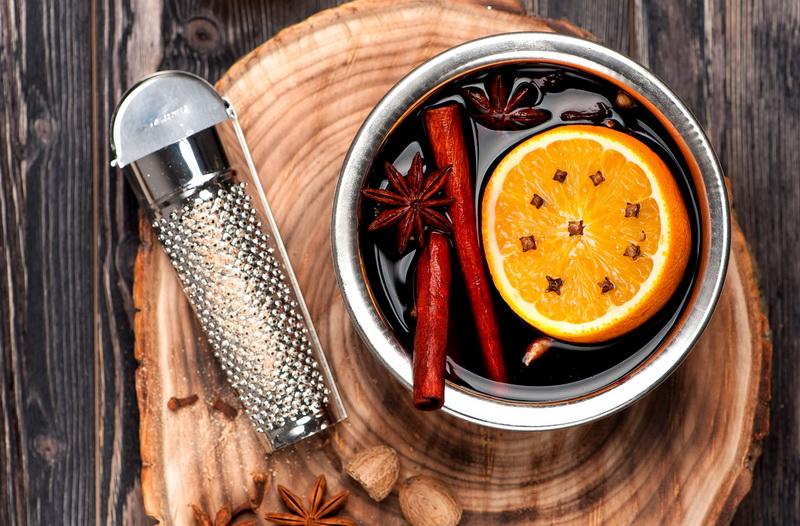 Красный глинтвейн-рецепт