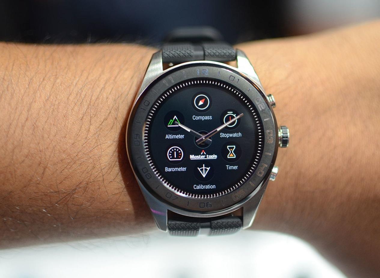LG Watch W7 4