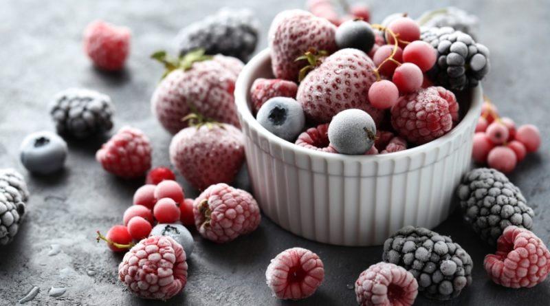 Лучшие морозильные камеры для хранения замороженных фруктов - заморозка ягод