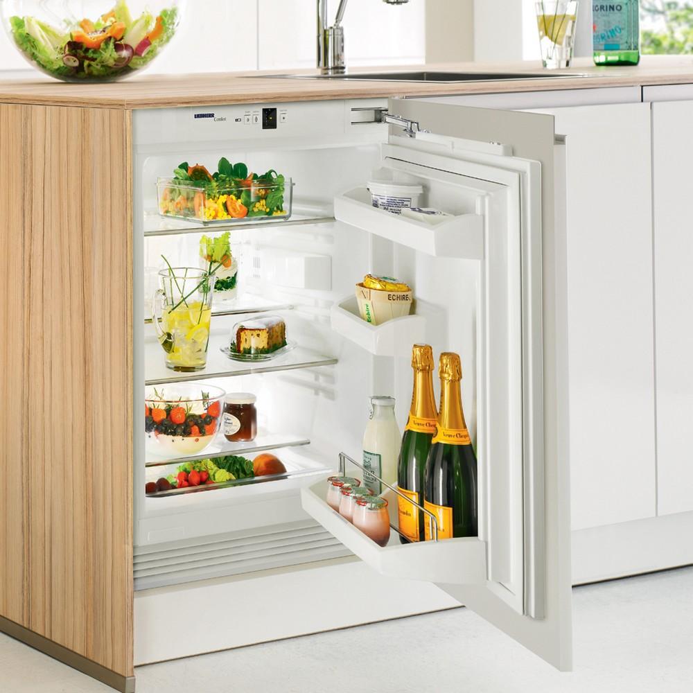 Маленькая кухня - не проблема! Обзор компактных, но функциональных холодильников - маленький встраиваемый холодильник