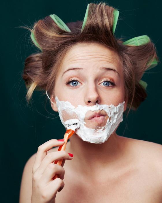 О женских электрических бритвах