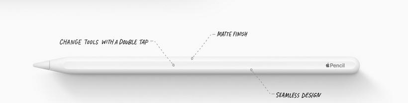 Pencil 2-новый стилус