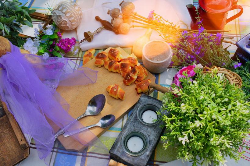 Пикник-нескучная осень