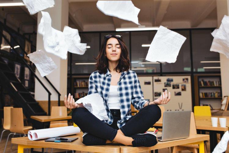 Продуктивность-медитация