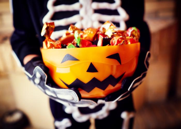 Рецепты на Хэллоуин-сладость или гадость