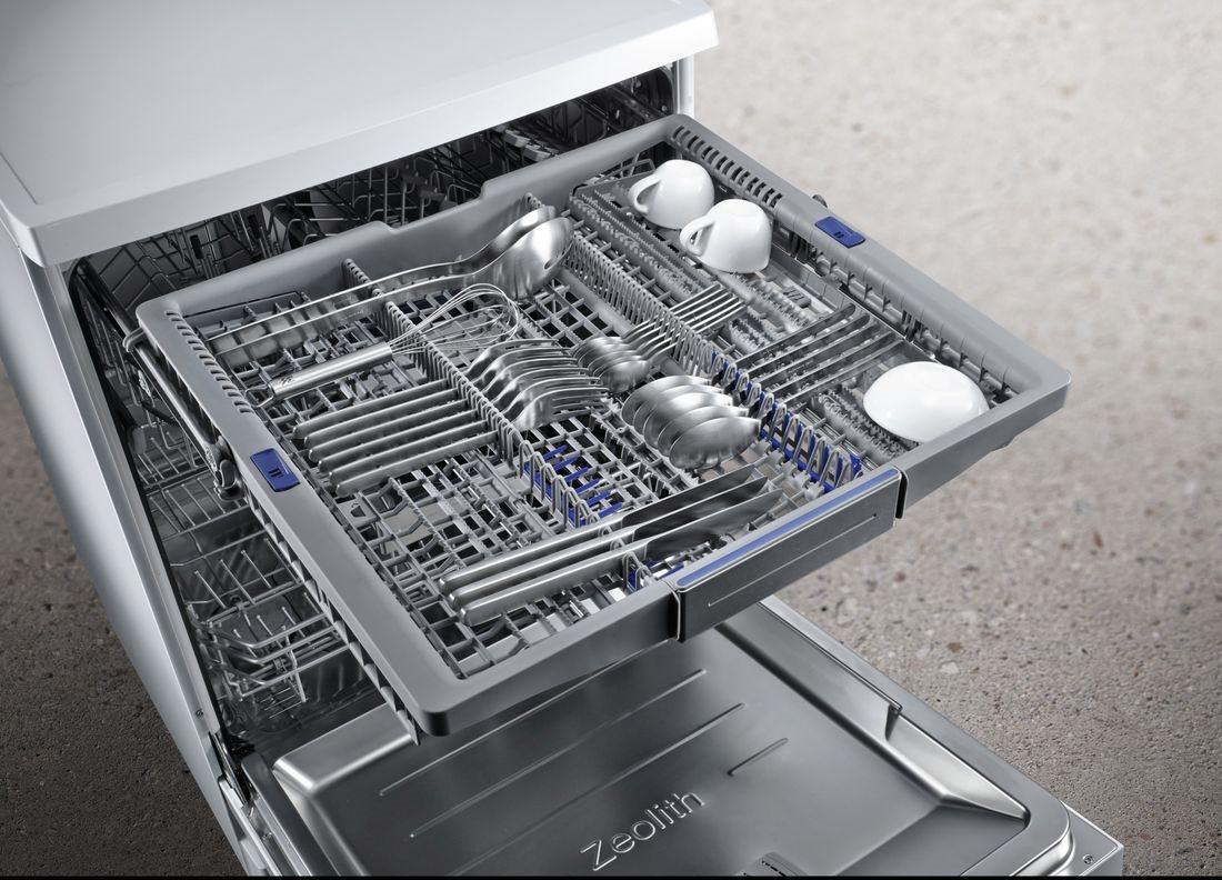 Рейтинг посудомоечных машин на рынке Украины - Siemens SN258I01TE