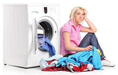 Slomalas (сломалась стиральная машина)