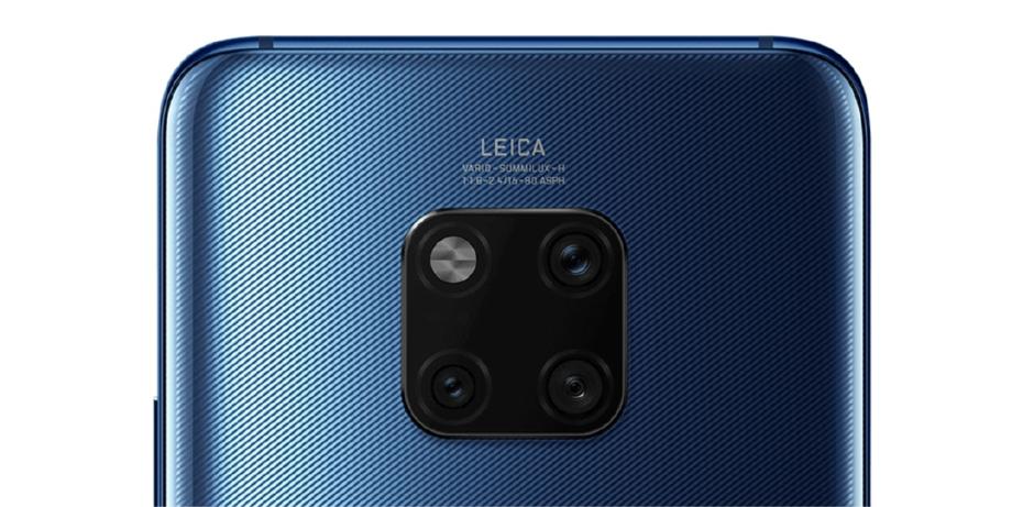 Смартфоны, которые мы сможем купить осенью 2018 - Huawei Mate 20 Pro