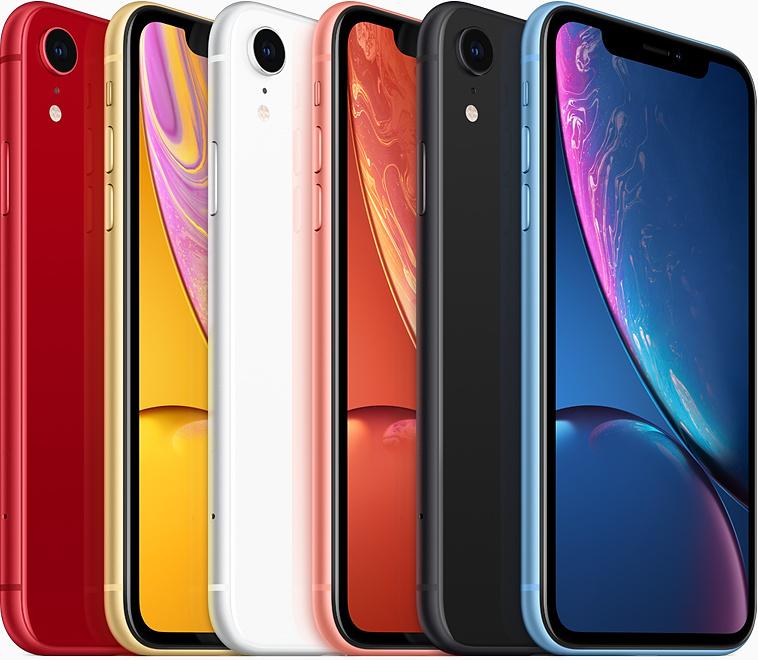 Смартфоны, которые мы сможем купить осенью 2018 - iPhone Xк