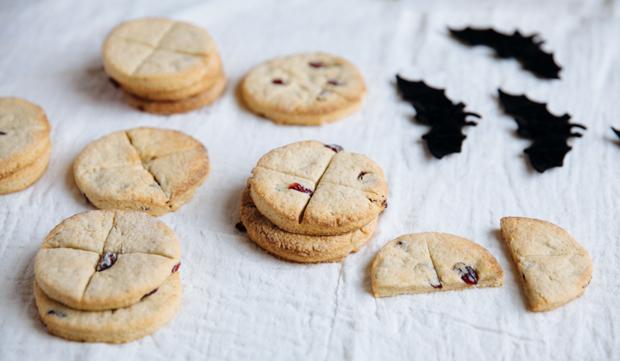 Soul cakes-угощения на Хэллоуин