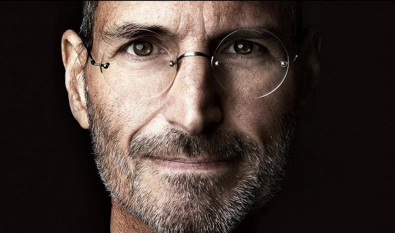 Стив Джобс-портрет