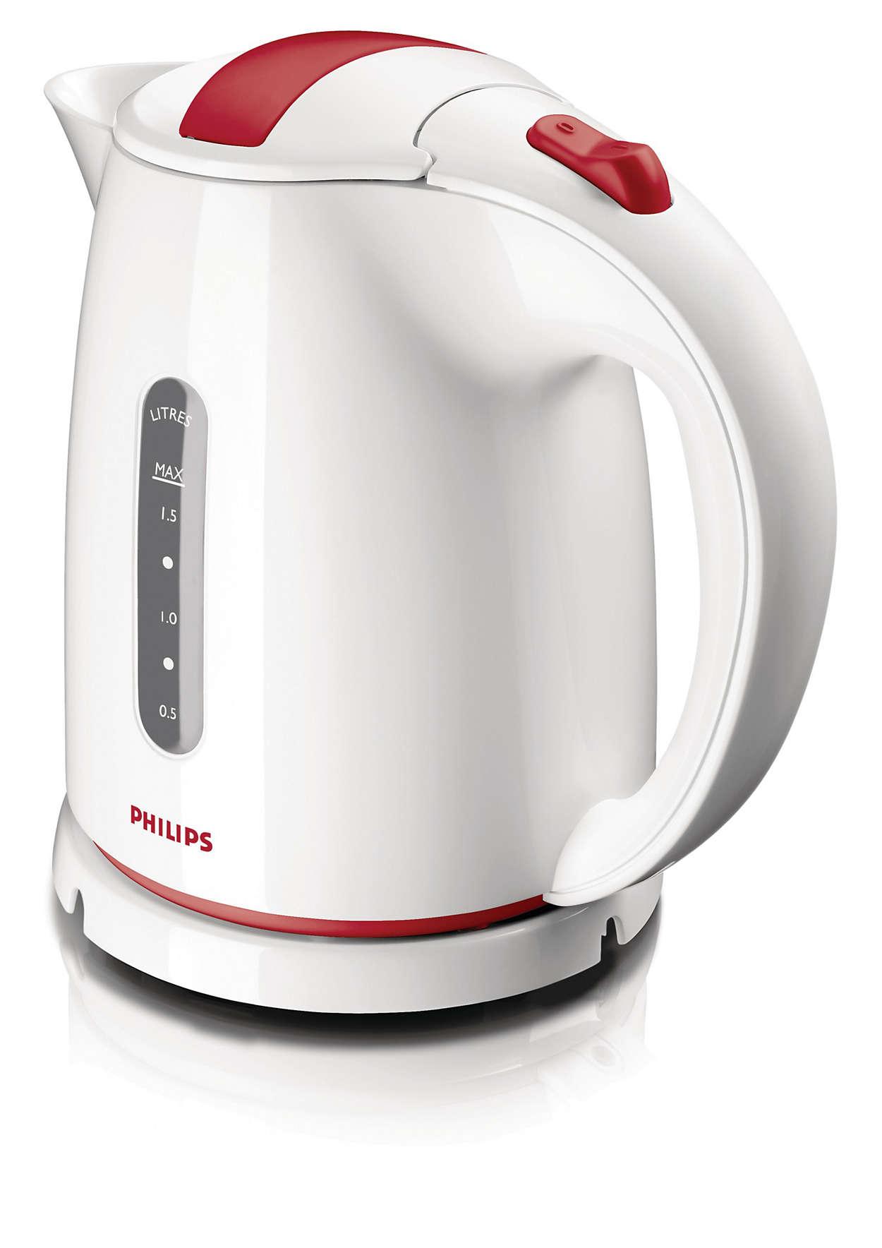 Выбор электрического чайника 2018_независимые эксперты - Philips HD4646