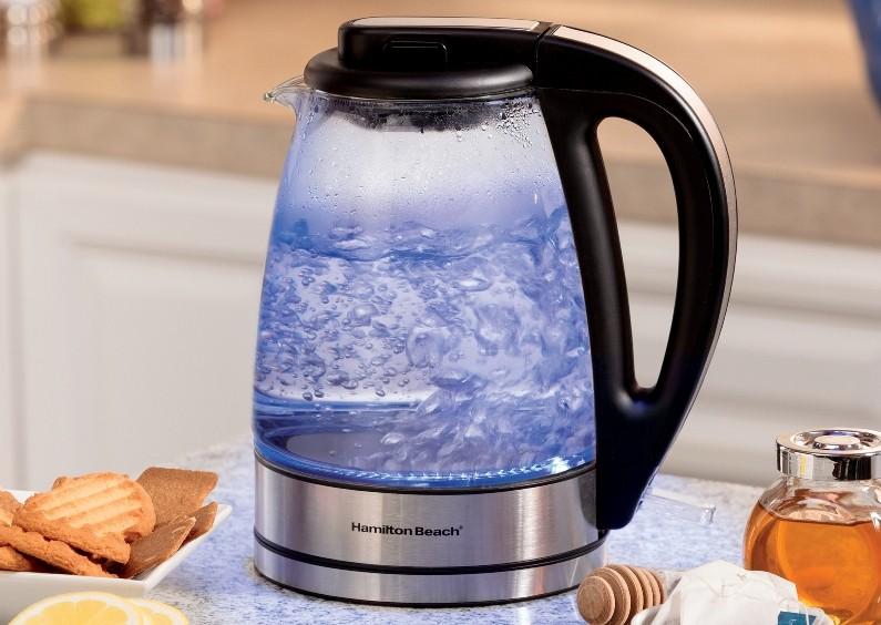 Выбор электрического чайника 2018_независимые эксперты - стеклянный электрический чайник