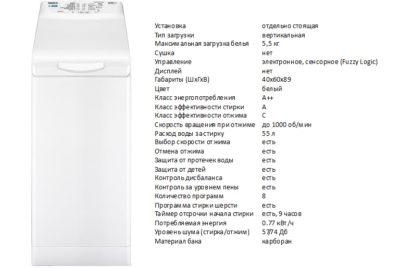 Zanussi ZWY51024CI (пральна машина Zanussi ZWY51024CI)