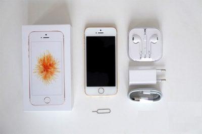 айфон з коробкою