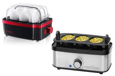 Яйцеварки PROFI COOK PC-EK 1139 и EK 3156