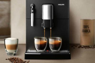 кофемашина приготовление