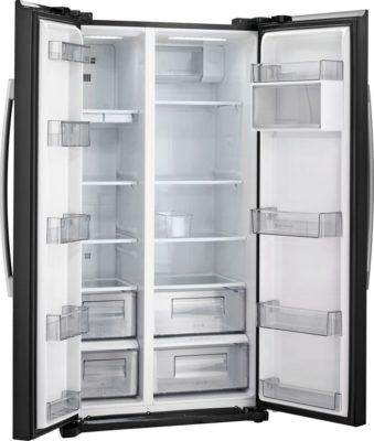 Холодильник Gorenje NRS 9181 BBK