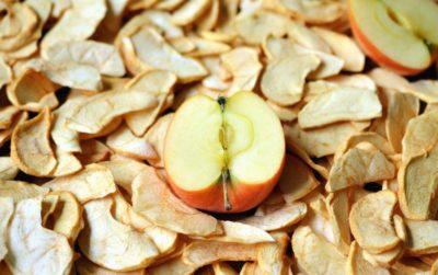 Сушка з яблук