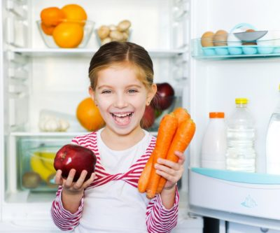 Завжди свіжі продукти в холодильнику