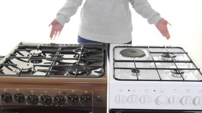 Вибір плити