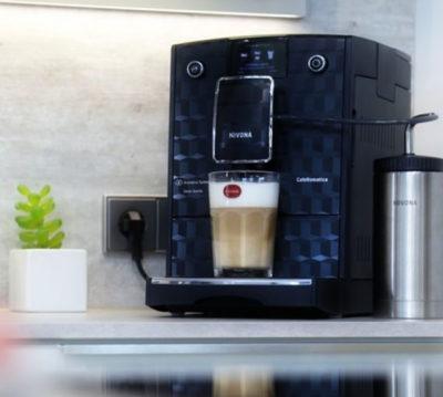 кофемашина в интерьере