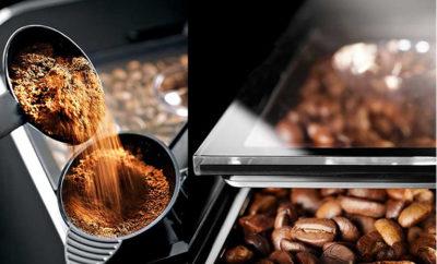 заправка кофемашины