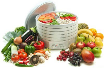 Сушарка для фруктів та овочей
