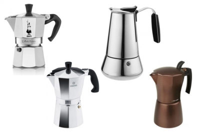 лучшие гейзерные кофеварки 1