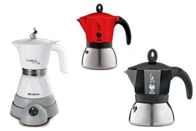 лучшие гейзерные кофеварки 2