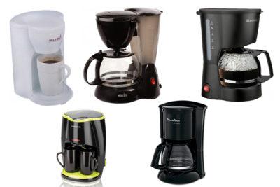 лучшие капельные кофеварки 1