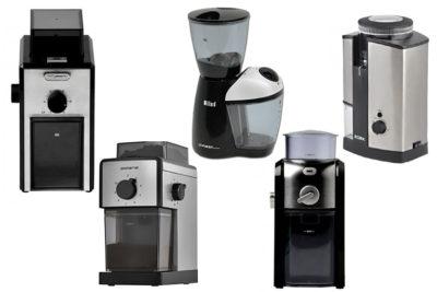 лучшие жерновые кофемолки