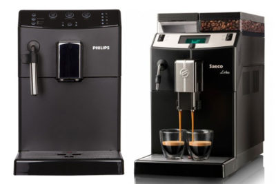 кофемашины Philips и Saeco