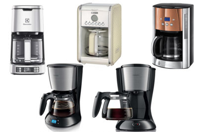 лучшие капельные кофеварки 2