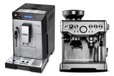 кофемашины Delonghi и Bork