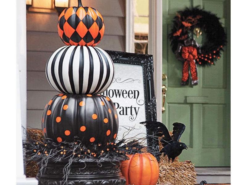 halloween-цвета праздника