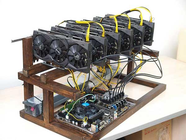 компьютер для майнинга биткоинов-как собрать