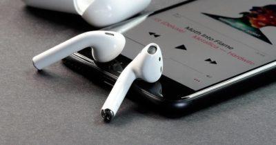 навушники Епл