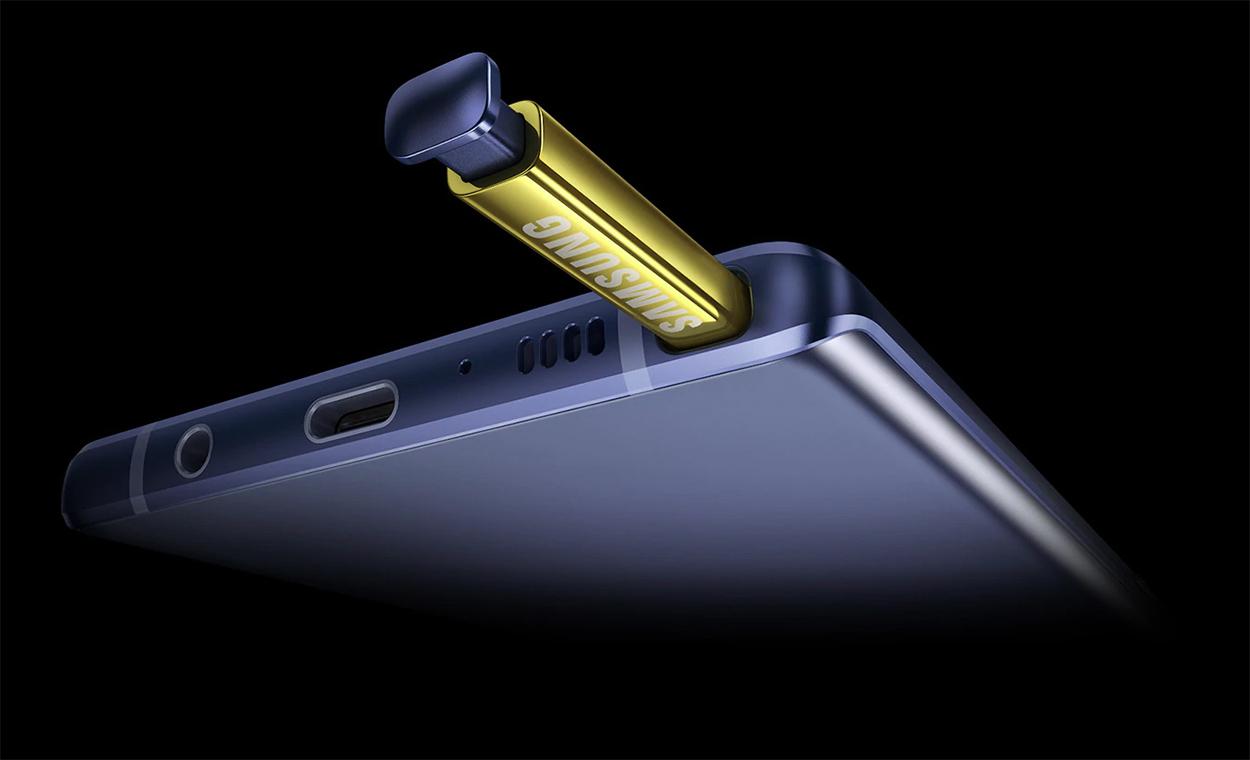 9 вещей, которые делают Samsung galaxy note 9 особенным - новый s pen от samsung