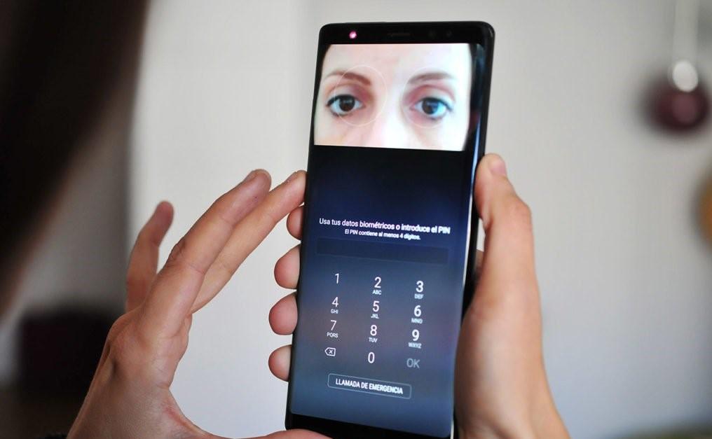 9 вещей, которые делают Samsung galaxy note 9 особенным - разблокировка смартфона